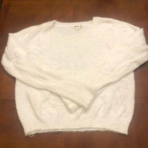Garage super soft acrylic Crop sweater Medium